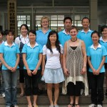 House of Love & Guilin SWI staff