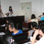 Training at Guilin SWI